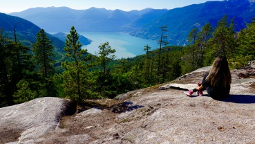 Views from Squamish