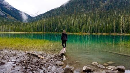 Joffre Lakes - Bottom Lake