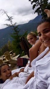 The Spa in Whistler